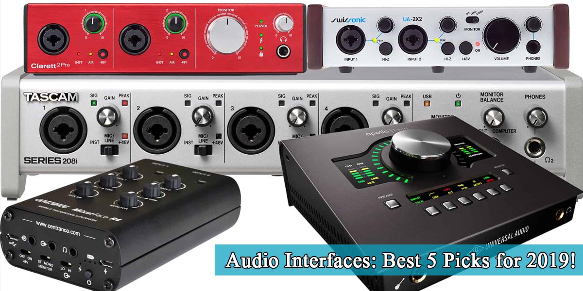 Audio interface