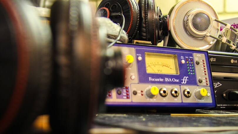 microphone preamps for vocals