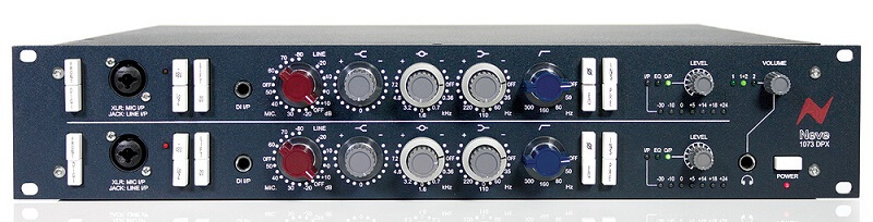 microphone preamps for vocals 1073DPX