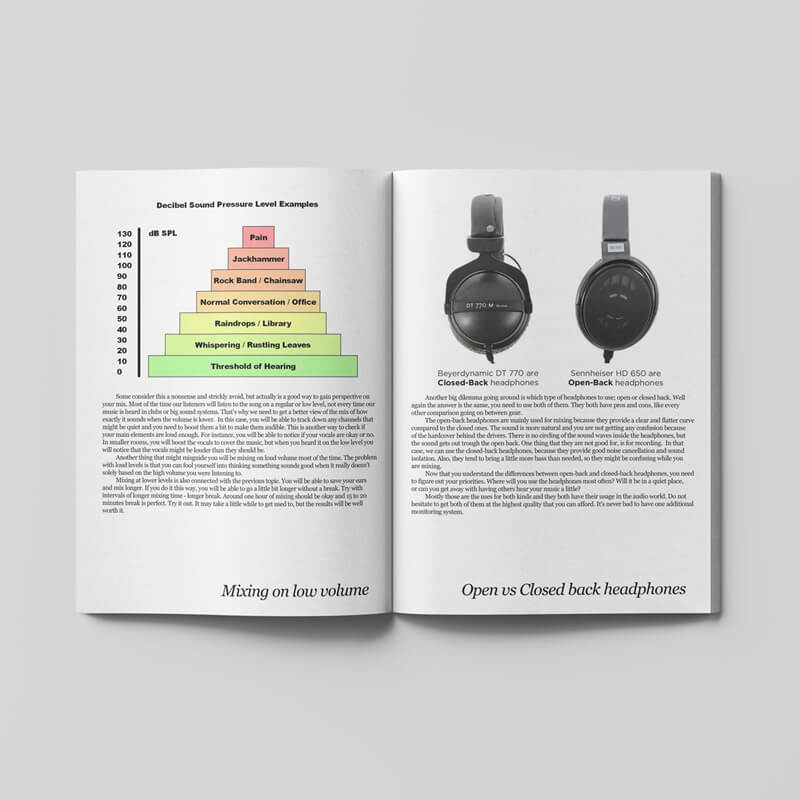 """""""Ultimate Mixing Tips Booklet"""" – eBook by Mixing Tips"""