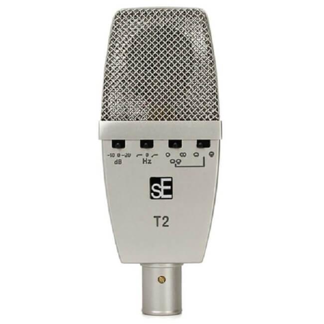 best studio microphone for vocals t2