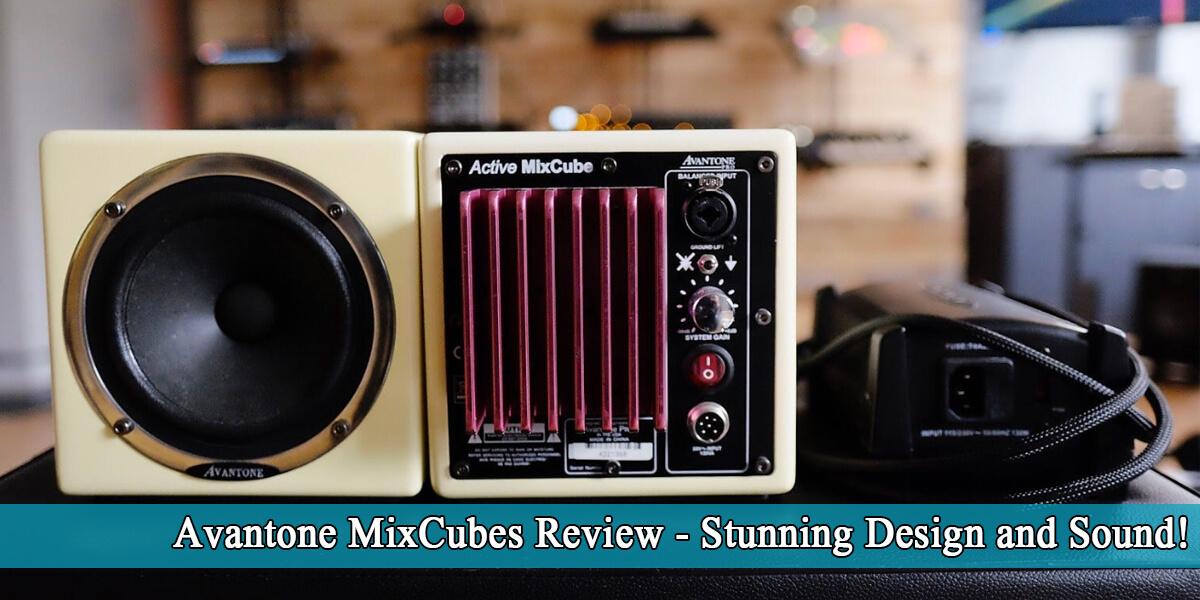 avantone mixcubes review