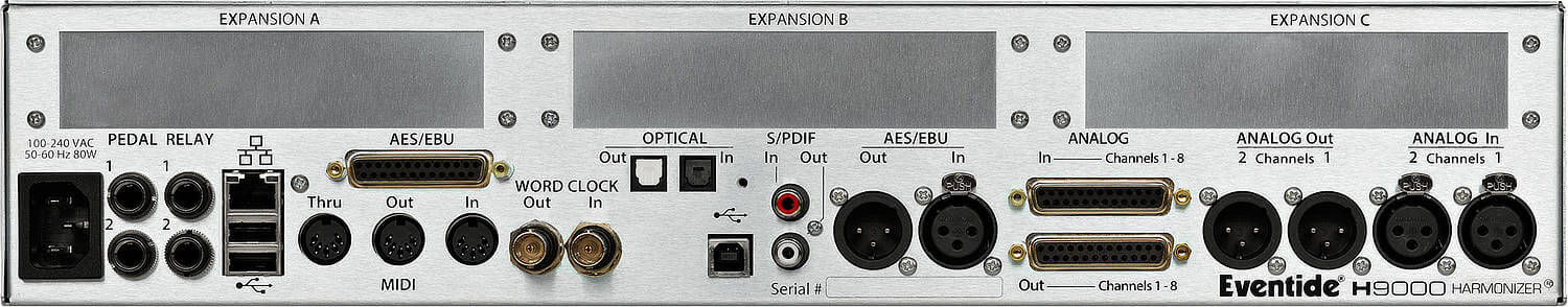 eventide h9000 review