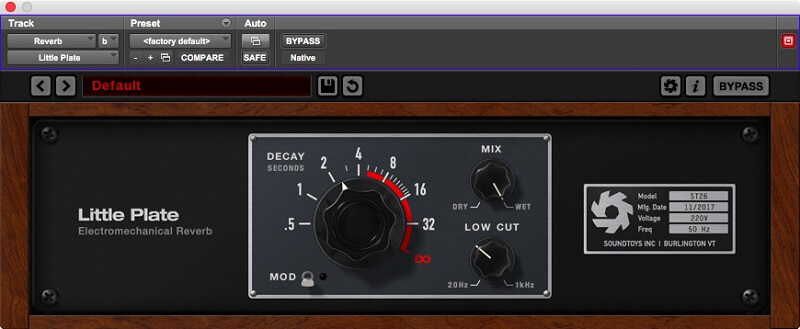 how to EQ reverb