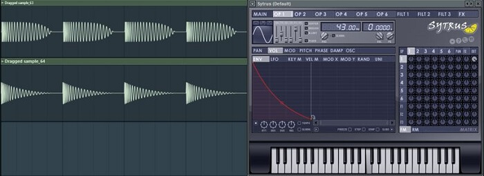how to mix a kick layers