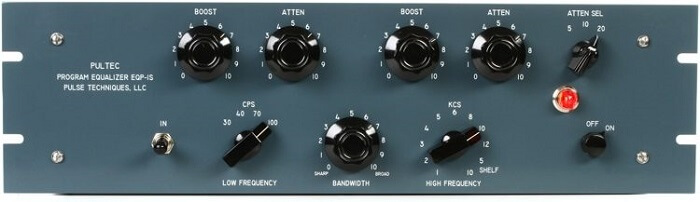 how to mix a kick pultec