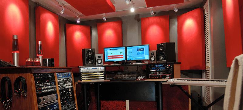 how to record vocals acoustics