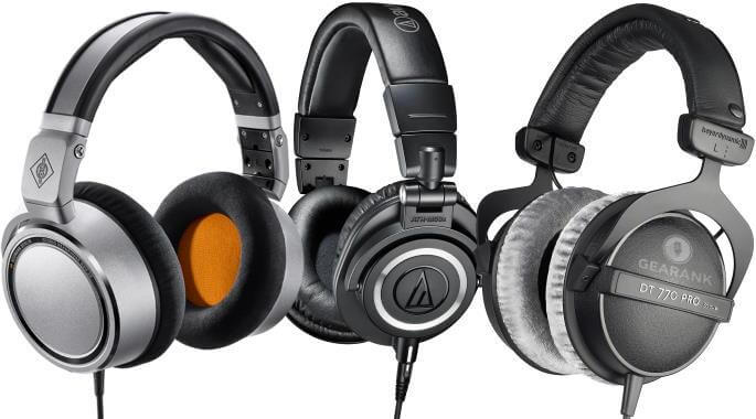 how to record vocals headphones