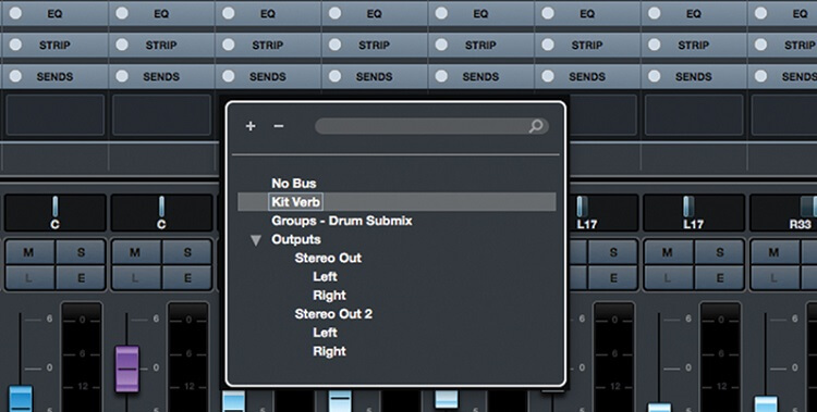 how to start the mix routing