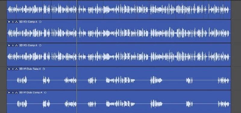 layering audio