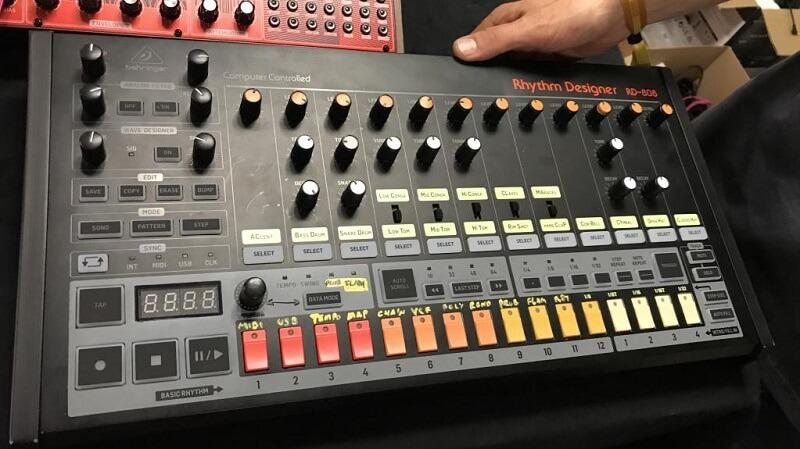 mixing 808 clone