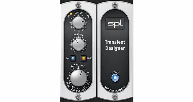 mixing 808 transient designer