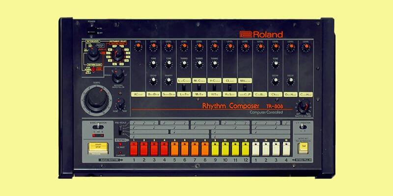 mixing 808