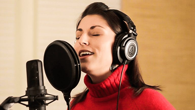 recording vocal