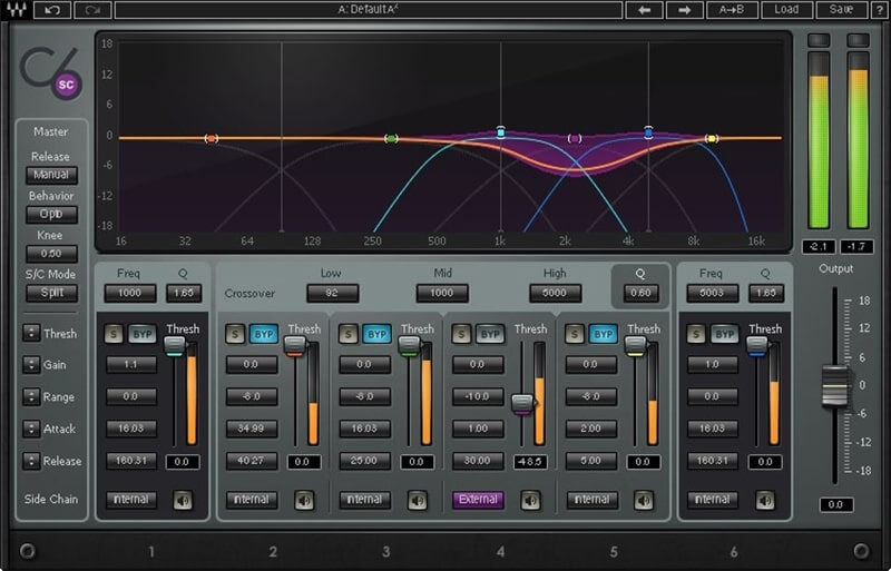 what is sidechain compression