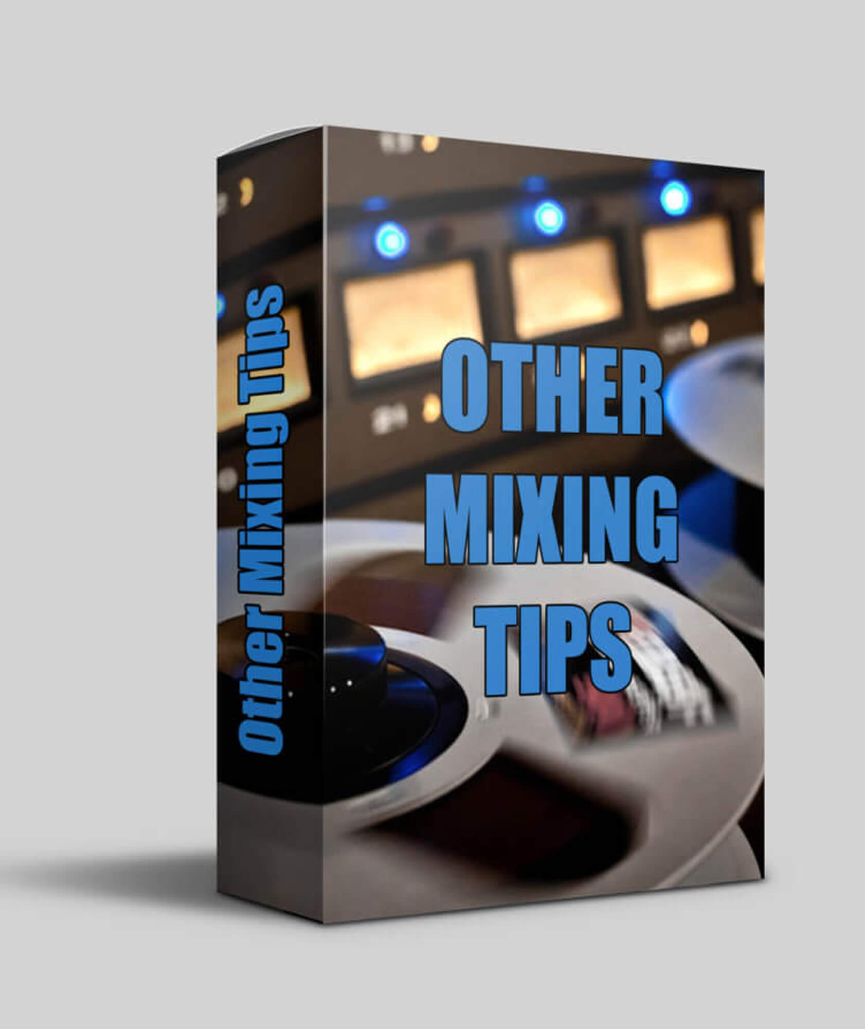 Other Mixing Tips