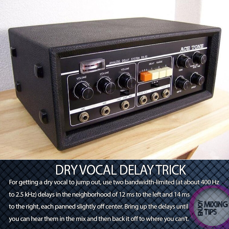 """""""Various Effects Tips"""" – by Mixing Tips"""