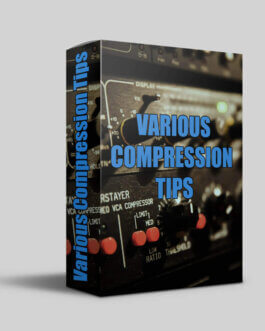 Various Compression Tips