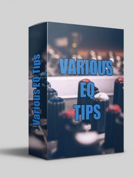 Various EQ Tips