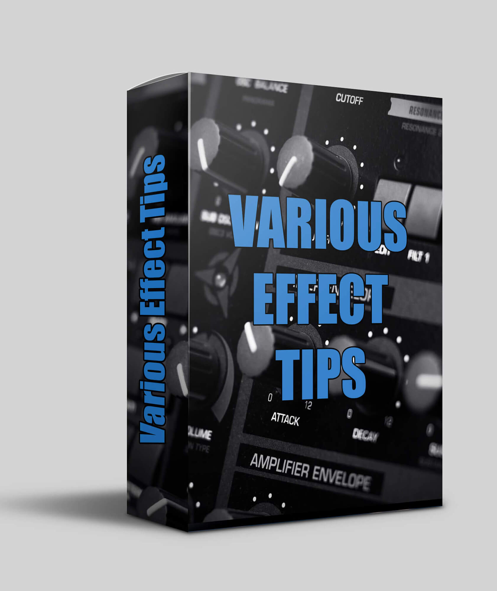 Various Effect Tips