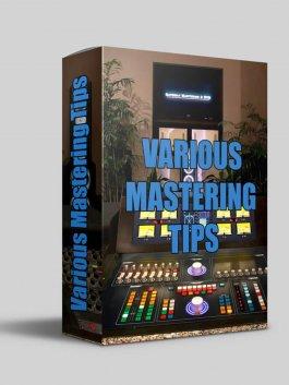 Various Mastering Tips
