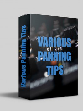 Various Panning Tips