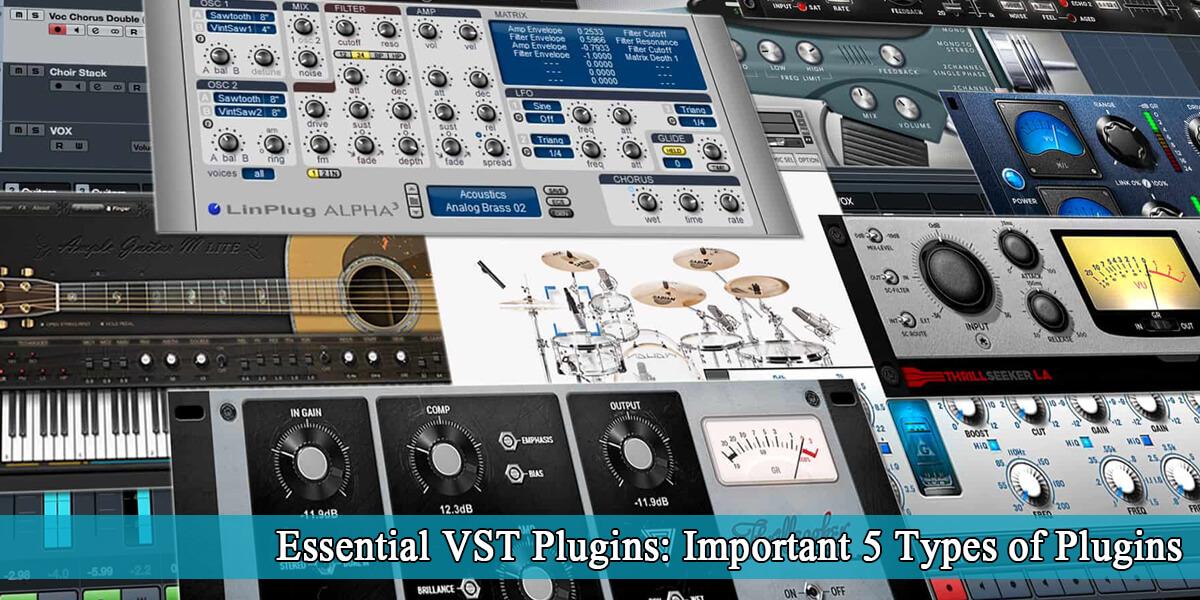 essential vst plugins