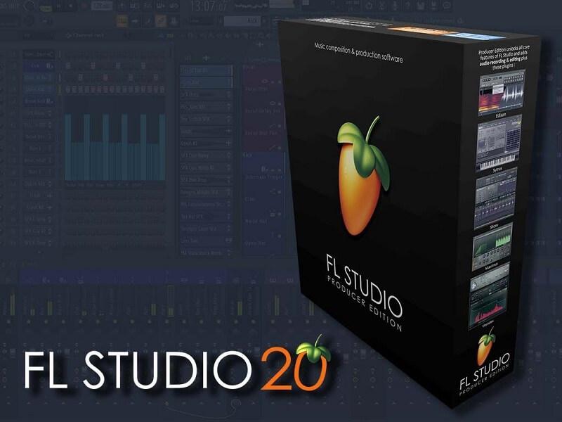 fl studio look