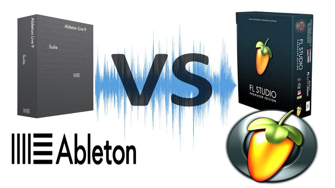 fl studio and ableton
