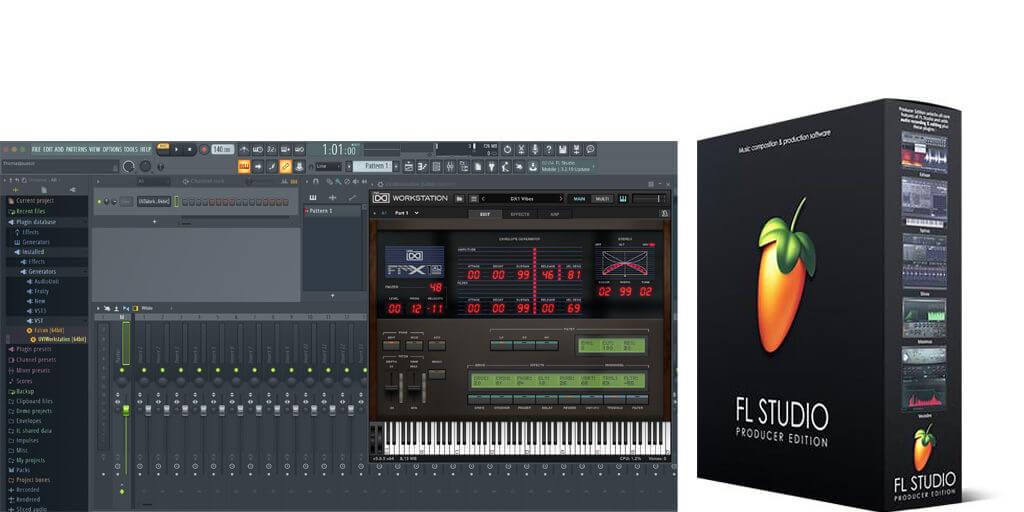 FL studio package