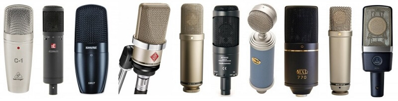 microphones for vocals