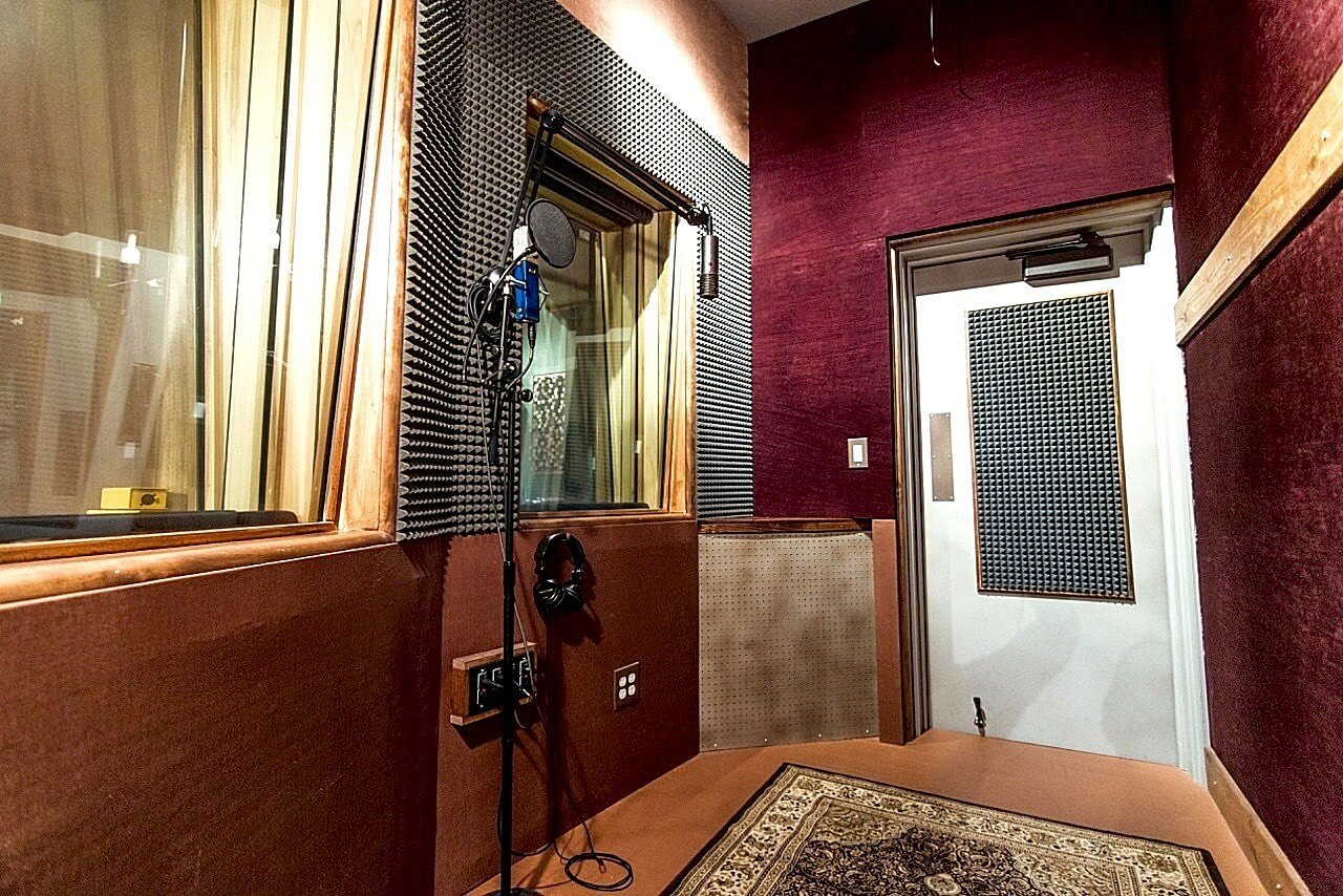 diy vocal booth