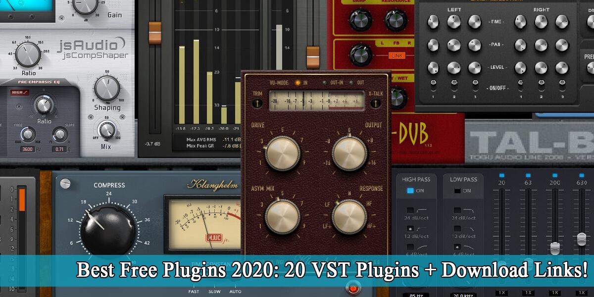 free plugins 2020