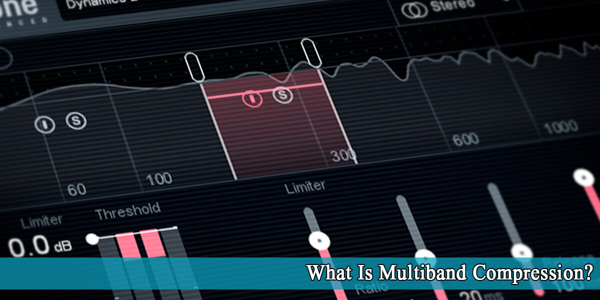 what is multiband compression