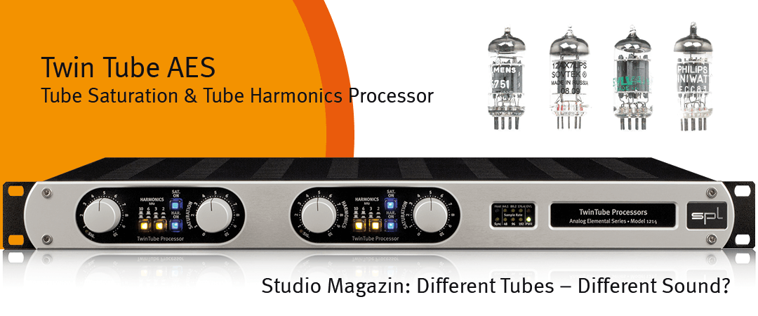 twin tube by spl - tube saturation plugin