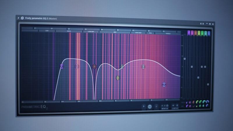parametric EQ fl studio