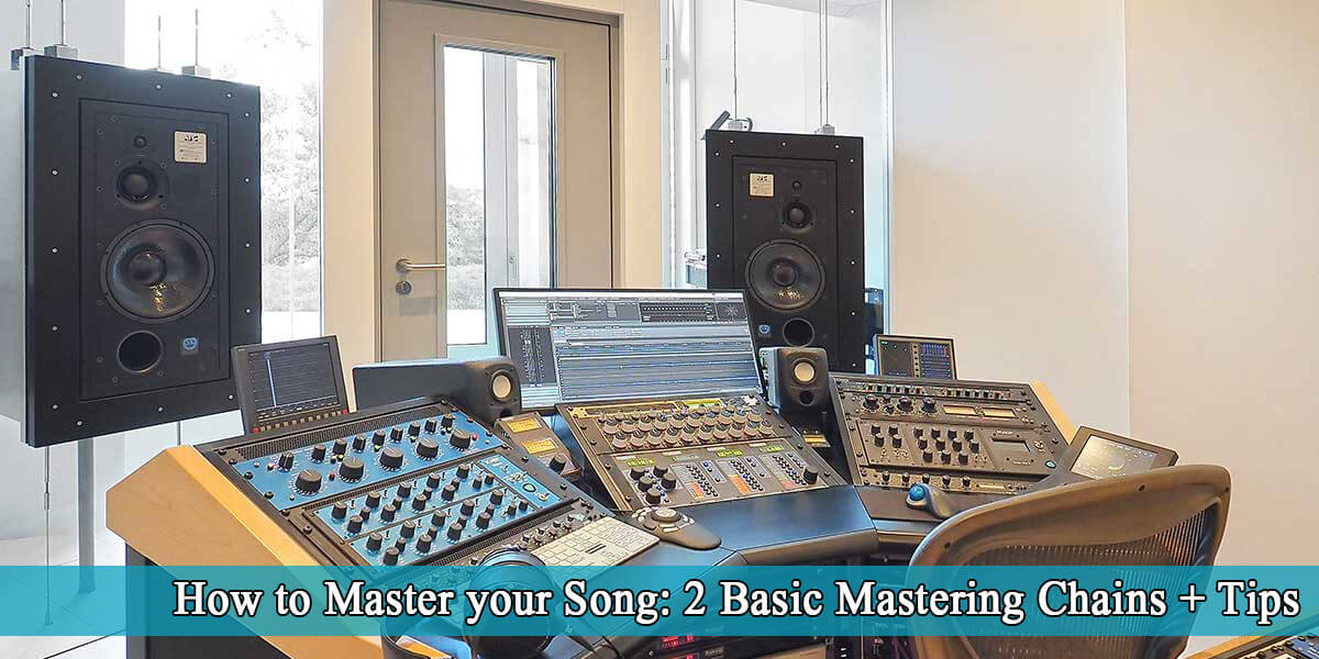How to Master your Song