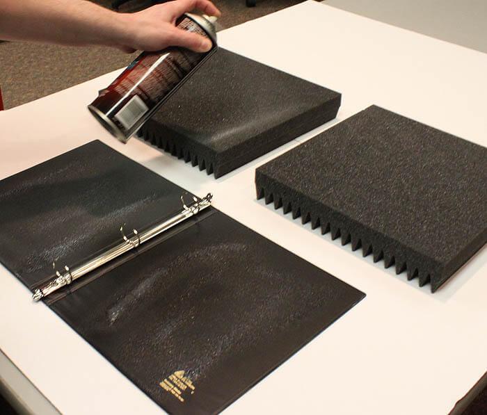 DIY Microphone Isolation Shield