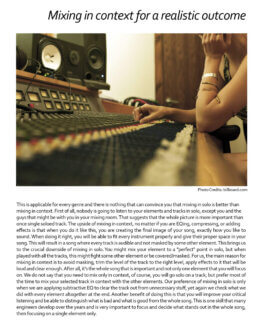 """""""Advanced Mixing Tips Booklet"""" – eBook by Mixing Tips"""
