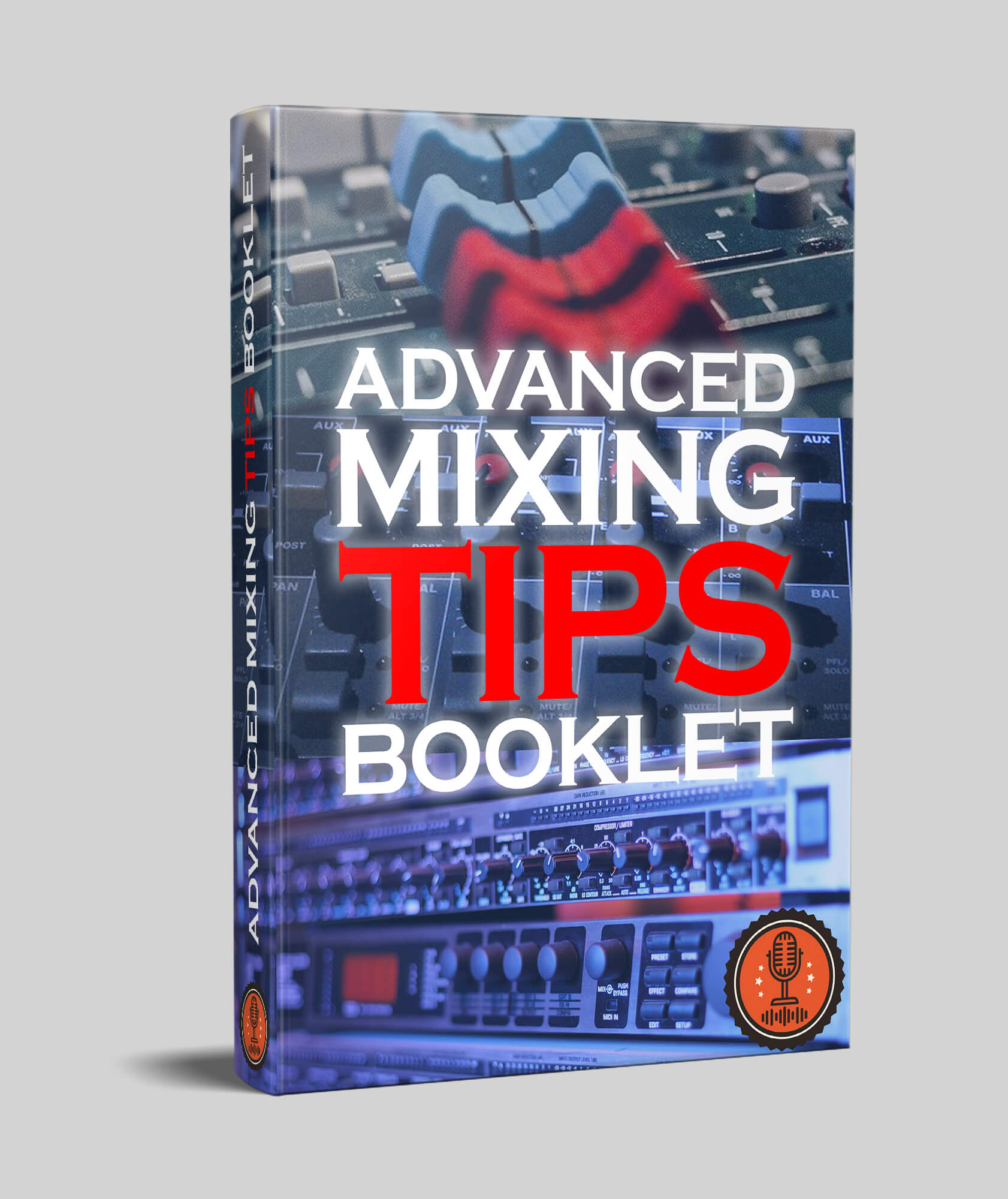 Advanced Mixing Tips Booklet Product Image