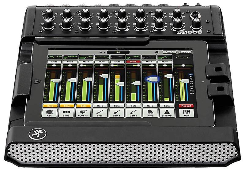 Mackie DL1608 16-Channel Live Sound Digital Mixer