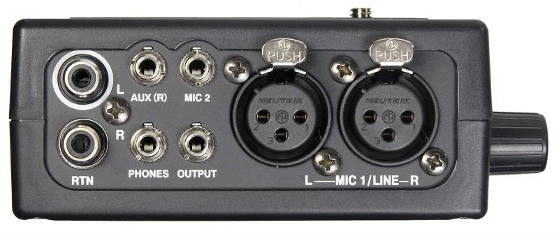 mic line input