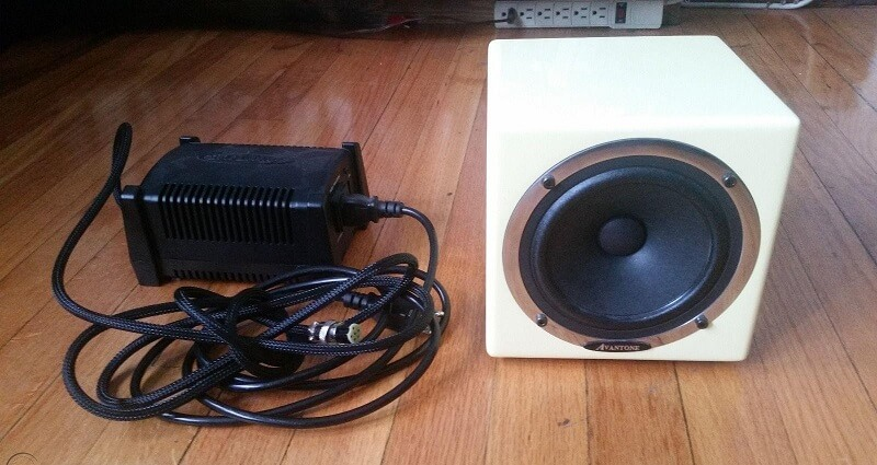 single avantone speaker for mono mixing