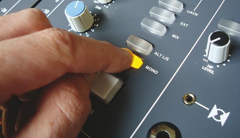 ssl mixing in mono