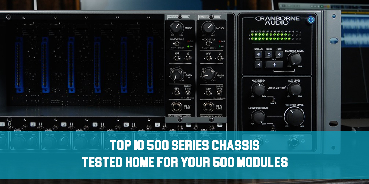 500 series chassis feat
