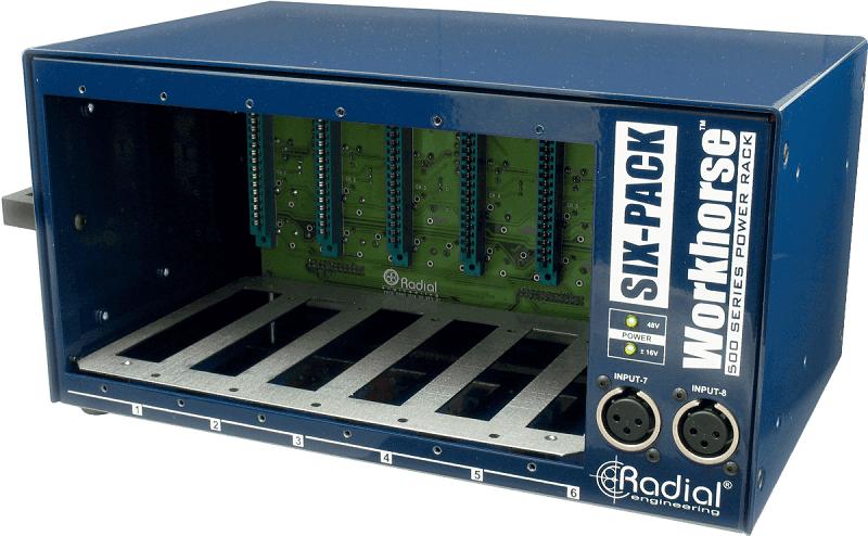Radial Engineering Workhorse SixPack