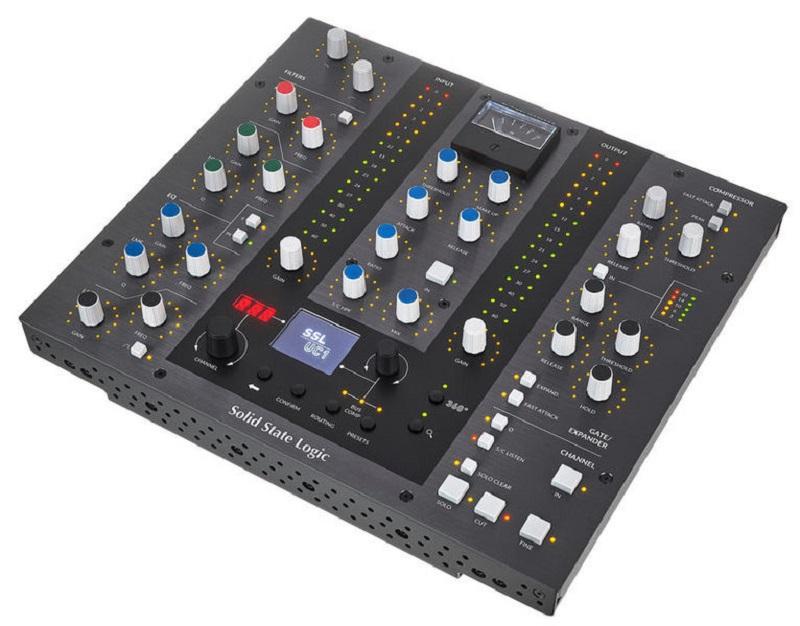 SSL UC1 Control